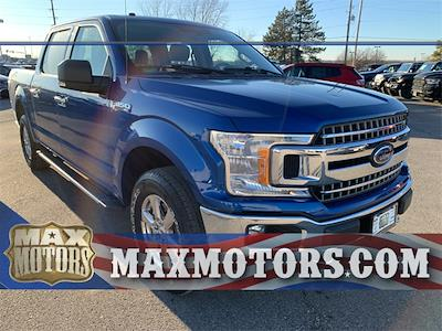 2018 Ford F-150 SuperCrew Cab 4x4, Pickup #10496P - photo 1