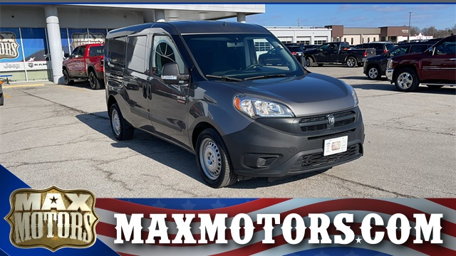 2018 Ram ProMaster City FWD, Empty Cargo Van #10500P - photo 1