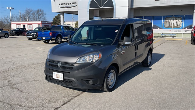 2018 Ram ProMaster City FWD, Empty Cargo Van #10500P - photo 4