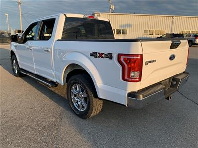 2017 Ford F-150 SuperCrew Cab 4x4, Pickup #10507P - photo 7
