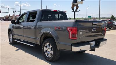 2016 Ford F-150 SuperCrew Cab 4x4, Pickup #50316A - photo 5