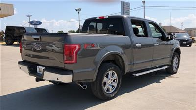 2016 Ford F-150 SuperCrew Cab 4x4, Pickup #50316A - photo 9