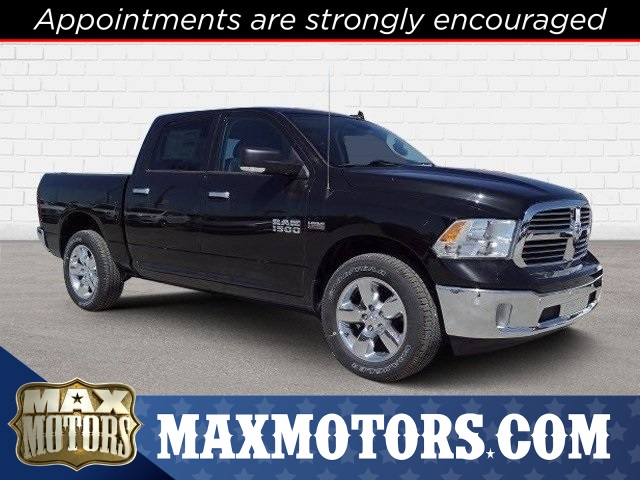 2018 Ram 1500 Crew Cab 4x4,  Pickup #30240 - photo 1