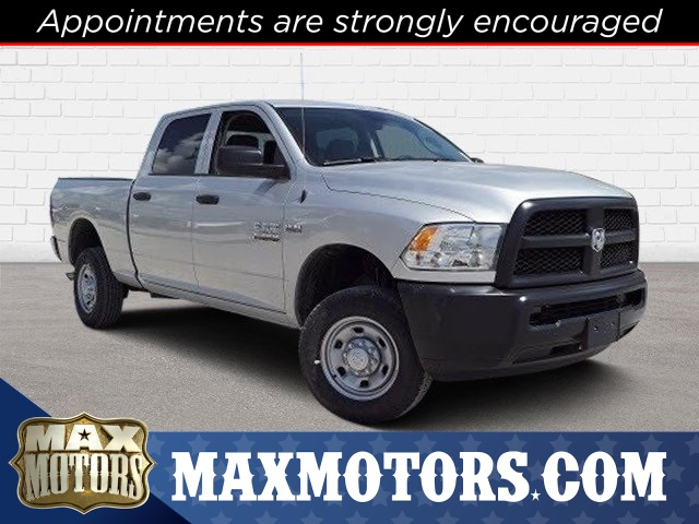 2018 Ram 2500 Crew Cab 4x4,  Pickup #30426 - photo 1