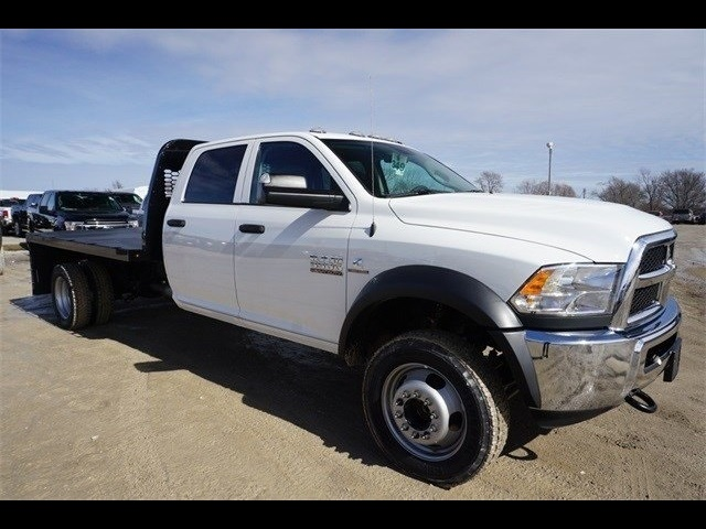 2018 Ram 5500 Crew Cab DRW 4x2,  Knapheide Platform Body #30484 - photo 22