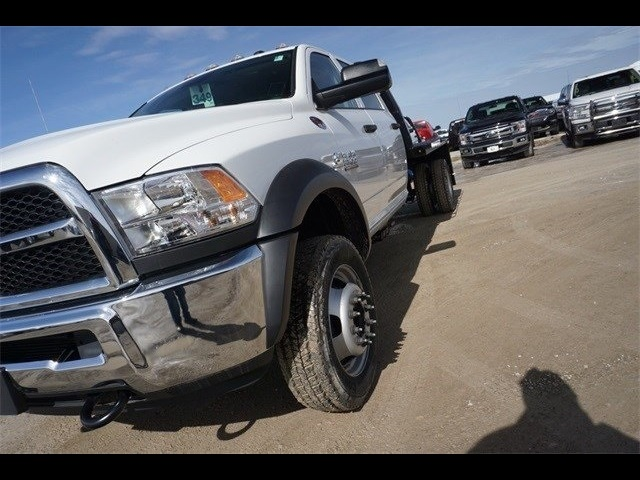2018 Ram 5500 Crew Cab DRW 4x2,  Knapheide Platform Body #30484 - photo 4