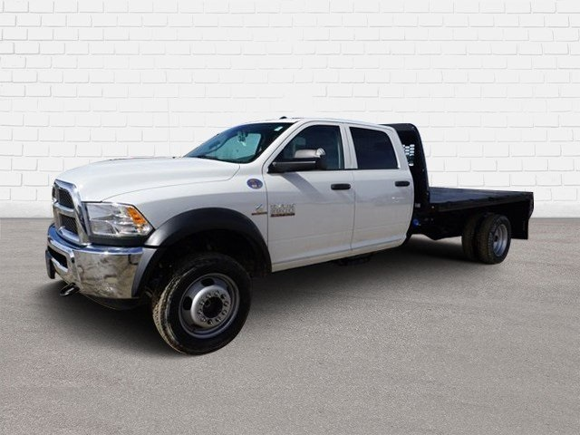 2018 Ram 5500 Crew Cab DRW 4x2,  Knapheide Platform Body #30484 - photo 5