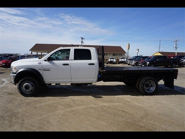 2018 Ram 5500 Crew Cab DRW 4x2,  Knapheide Platform Body #30484 - photo 6