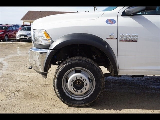2018 Ram 5500 Crew Cab DRW 4x2,  Knapheide Platform Body #30484 - photo 7