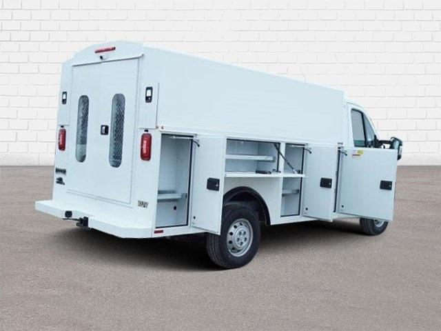 2018 Ram ProMaster 3500 Standard Roof FWD, Knapheide Service Utility Van #30490 - photo 1