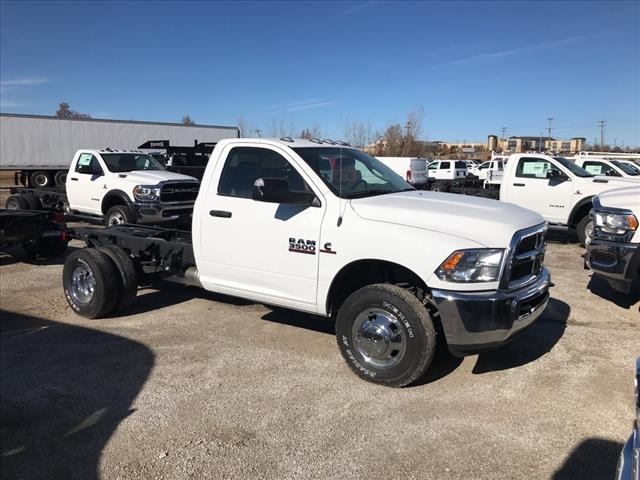 2018 Ram 3500 Regular Cab DRW 4x4,  Reading Classic II Steel Service Body #30515 - photo 1
