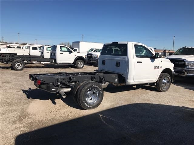 2018 Ram 3500 Regular Cab DRW 4x4,  Reading Classic II Steel Service Body #30515 - photo 2