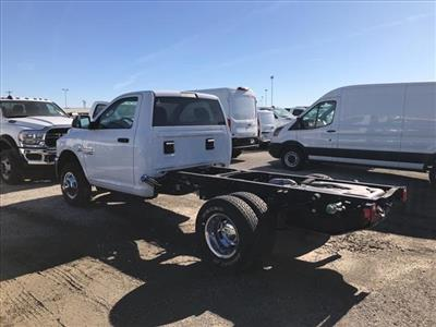 2018 Ram 3500 Regular Cab DRW 4x4,  Reading Classic II Steel Service Body #30515 - photo 3