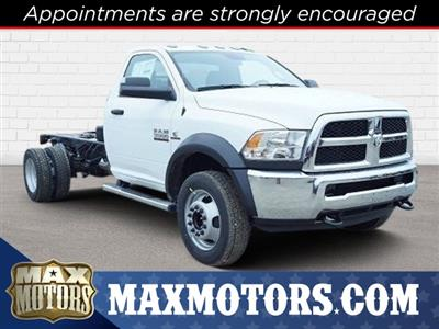2018 Ram 5500 Regular Cab DRW 4x2,  Cab Chassis #30579 - photo 1
