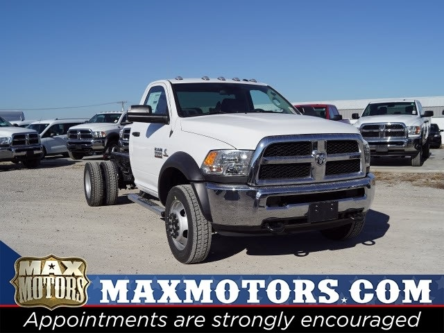 2018 Ram 5500 Regular Cab DRW 4x2,  Cab Chassis #30611 - photo 1
