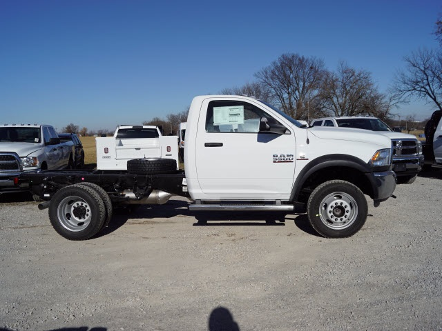 2018 Ram 5500 Regular Cab DRW 4x4,  Cab Chassis #30626 - photo 3