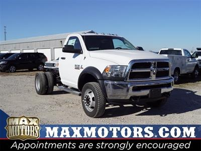 2018 Ram 5500 Regular Cab DRW 4x4,  Cab Chassis #30626 - photo 1