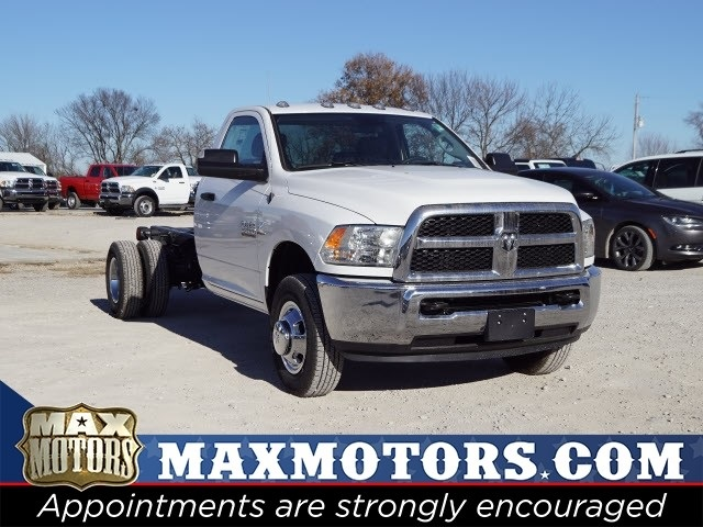 2018 Ram 3500 Regular Cab DRW 4x4,  Cab Chassis #30630 - photo 1