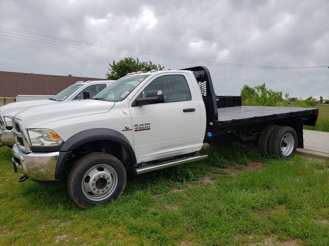 2018 Ram 4500 Regular Cab DRW 4x4,  Knapheide Platform Body #30652 - photo 1