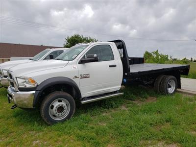 2018 Ram 4500 Regular Cab DRW 4x4,  Knapheide PGNB Gooseneck Platform Body #30652 - photo 1