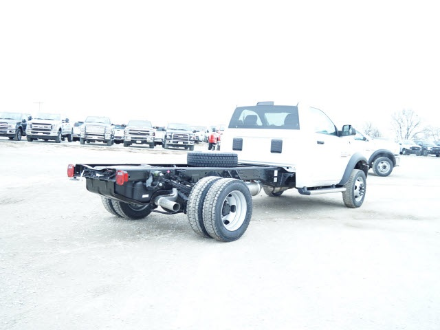 2018 Ram 5500 Regular Cab DRW 4x4,  Cab Chassis #30655 - photo 2