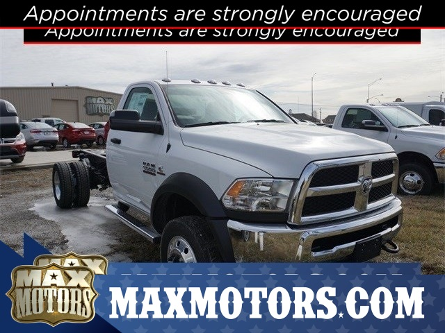2018 Ram 5500 Regular Cab DRW 4x2,  Cab Chassis #30660 - photo 1