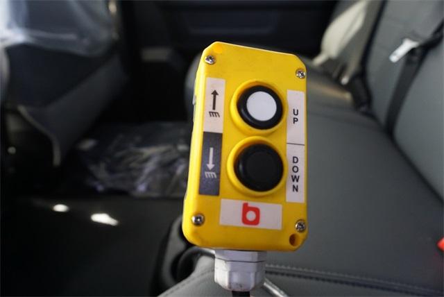 2018 Ram 5500 Crew Cab DRW 4x4,  Knapheide Dump Body #30664 - photo 12