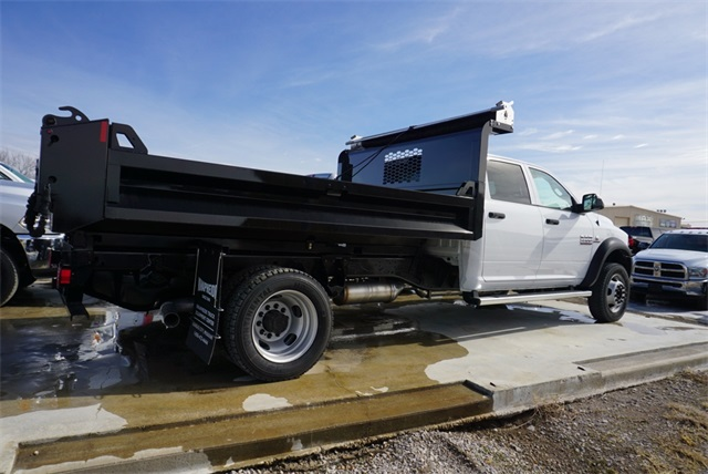 2018 Ram 5500 Crew Cab DRW 4x4,  Knapheide Dump Body #30664 - photo 2