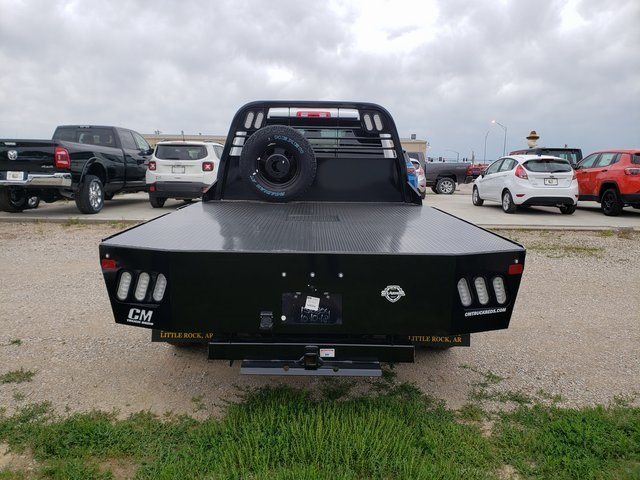 2018 Ram 3500 Crew Cab DRW 4x4,  CM Truck Beds Platform Body #30669 - photo 1