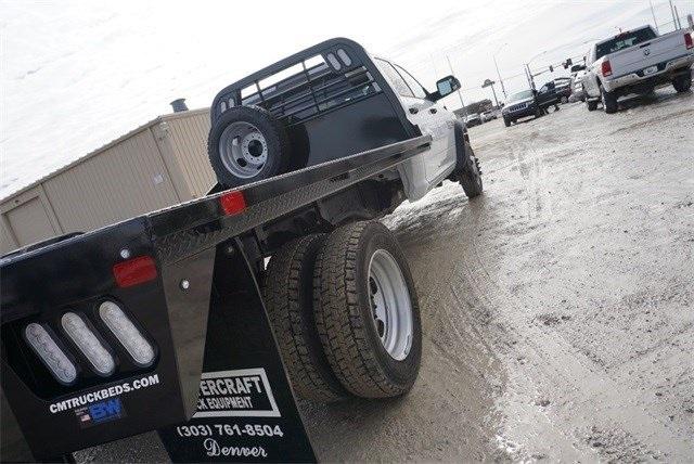 2018 Ram 5500 Crew Cab DRW 4x4,  CM Truck Beds Platform Body #30692 - photo 18