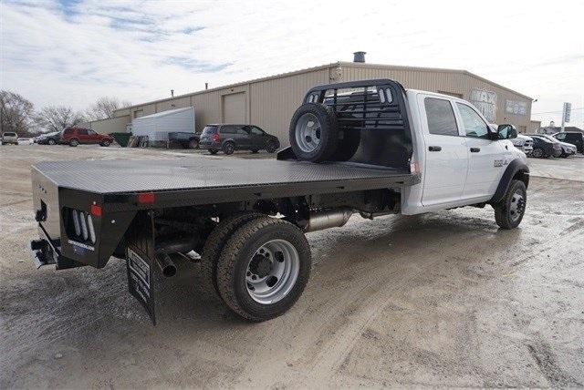2018 Ram 5500 Crew Cab DRW 4x4,  CM Truck Beds Platform Body #30692 - photo 2