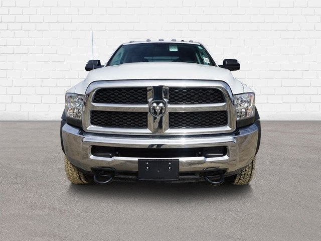 2018 Ram 5500 Crew Cab DRW 4x4,  CM Truck Beds Platform Body #30692 - photo 4