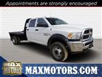 2018 Ram 5500 Crew Cab DRW 4x4,  CM Truck Beds Platform Body #30692 - photo 1