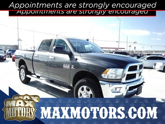 2018 Ram 2500 Crew Cab 4x4,  Pickup #30695 - photo 1