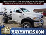 2018 Ram 5500 Regular Cab DRW 4x4,  Cab Chassis #30697 - photo 1