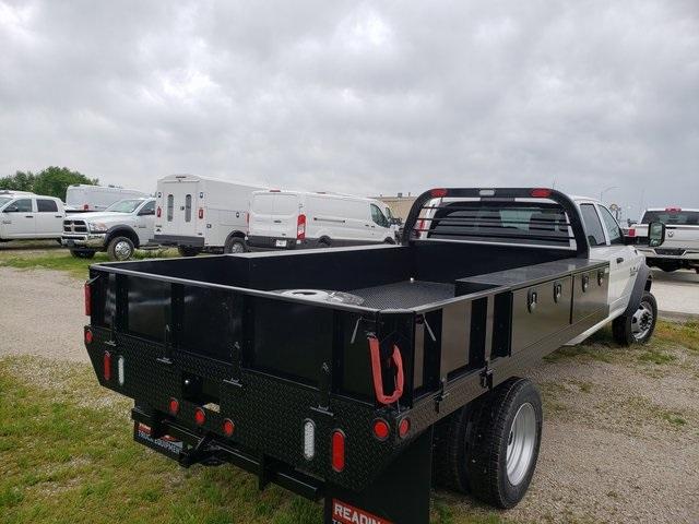 2018 Ram 5500 Crew Cab DRW 4x4,  Reading Contractor Body #30713 - photo 3