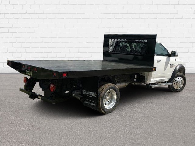2018 Ram 5500 Regular Cab DRW 4x4,  Knapheide Platform Body #30733 - photo 1