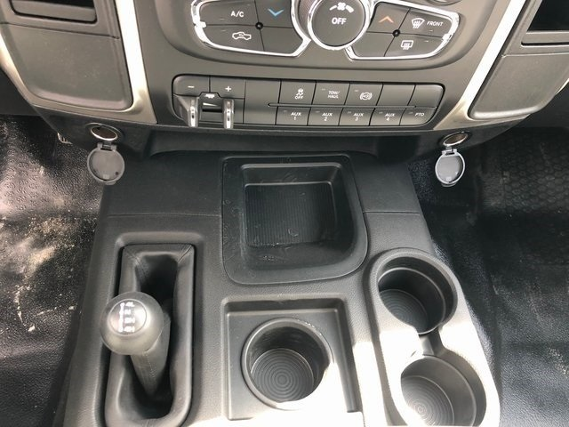 2018 Ram 5500 Regular Cab DRW 4x4,  Knapheide Platform Body #30733 - photo 49