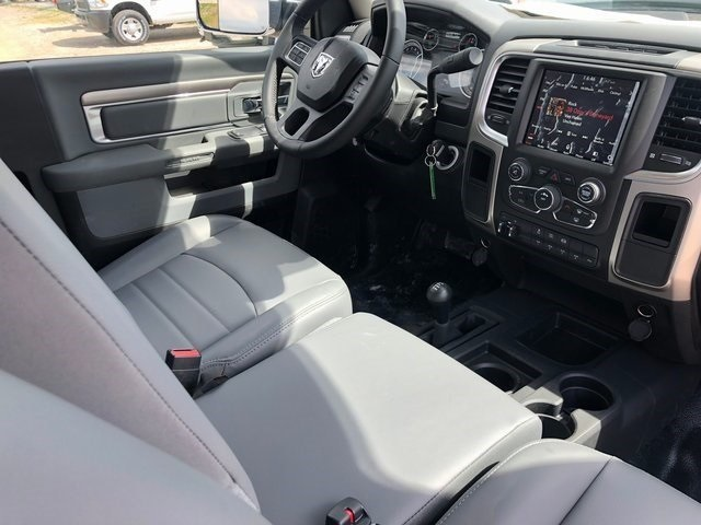 2018 Ram 5500 Regular Cab DRW 4x4,  Knapheide Platform Body #30733 - photo 66