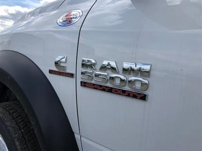 2018 Ram 5500 Regular Cab DRW 4x4,  Knapheide Platform Body #30733 - photo 13