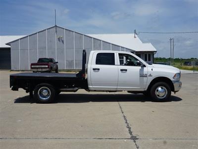 2018 Ram 3500 Crew Cab DRW 4x4,  CM Truck Beds RD Model Platform Body #30749 - photo 3