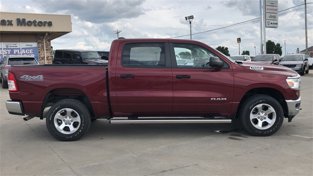 2019 Ram 1500 Crew Cab 4x4,  Pickup #40013 - photo 11
