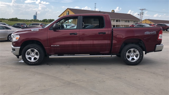 2019 Ram 1500 Crew Cab 4x4,  Pickup #40013 - photo 4