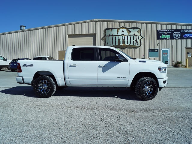2019 Ram 1500 Crew Cab 4x4,  Pickup #40018 - photo 3