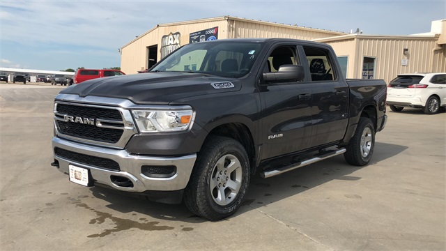 2019 Ram 1500 Crew Cab 4x4,  Pickup #40027 - photo 2