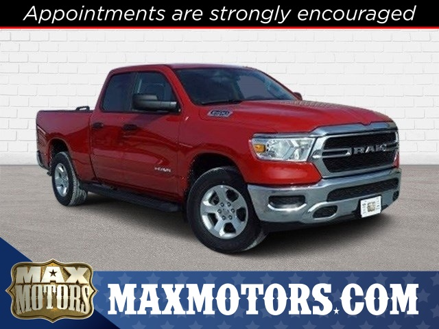 2019 Ram 1500 Quad Cab 4x4,  Pickup #40045 - photo 1