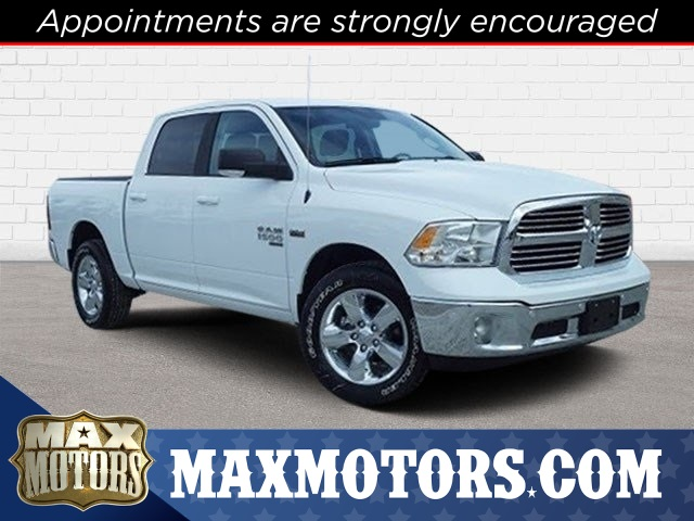 2019 Ram 1500 Crew Cab 4x4,  Pickup #40071 - photo 1