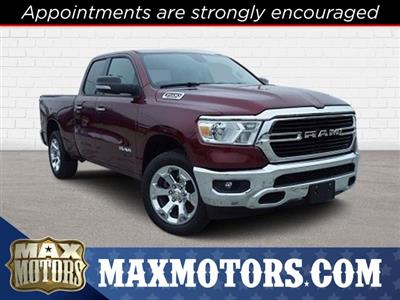 2019 Ram 1500 Quad Cab 4x4,  Pickup #40115 - photo 1