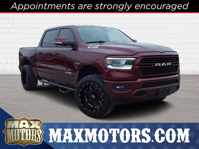 2019 Ram 1500 Crew Cab 4x4,  Pickup #40116 - photo 1