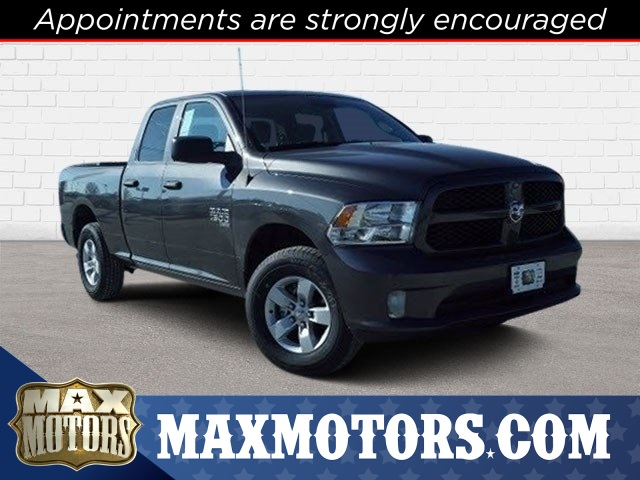 2019 Ram 1500 Quad Cab 4x4,  Pickup #40141 - photo 1